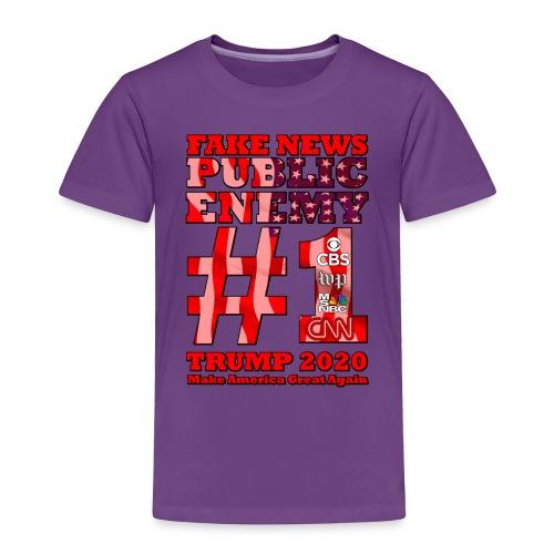 FakeNews - Toddler Premium T-Shirt