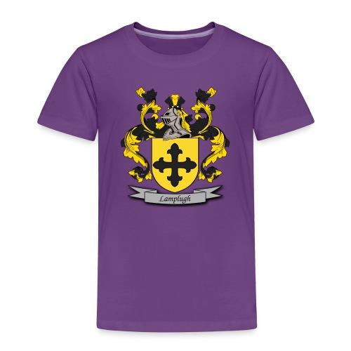 Lamplugh Family Crest - Toddler Premium T-Shirt