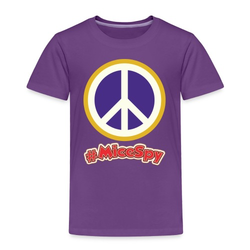 Fillmore Peace Explorer Badge - Toddler Premium T-Shirt