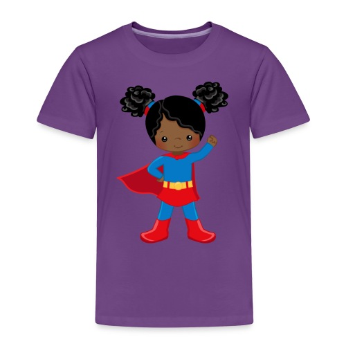 SUPER SIMONE - Toddler Premium T-Shirt