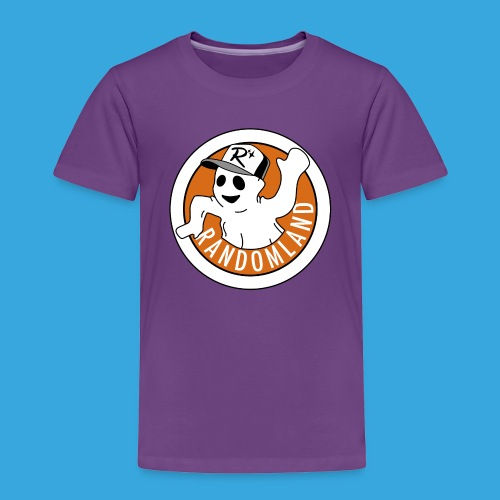 Spoopie The Ghost - Toddler Premium T-Shirt