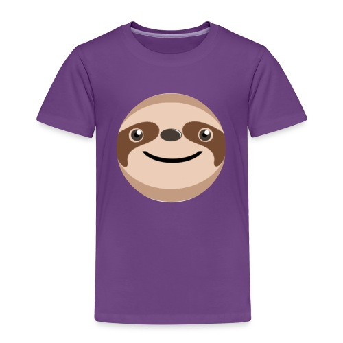 Slothy and Tyler official - Toddler Premium T-Shirt