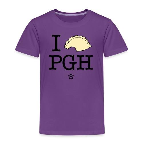 I pierog PGH - Toddler Premium T-Shirt