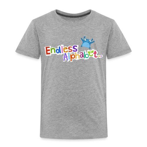 Endless Alphabet Gear - Toddler Premium T-Shirt