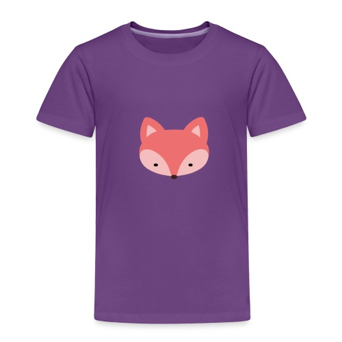 Fox Gift Logo - Toddler Premium T-Shirt