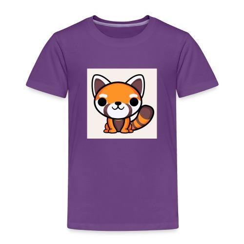 RedPandaPlayz17 - Toddler Premium T-Shirt