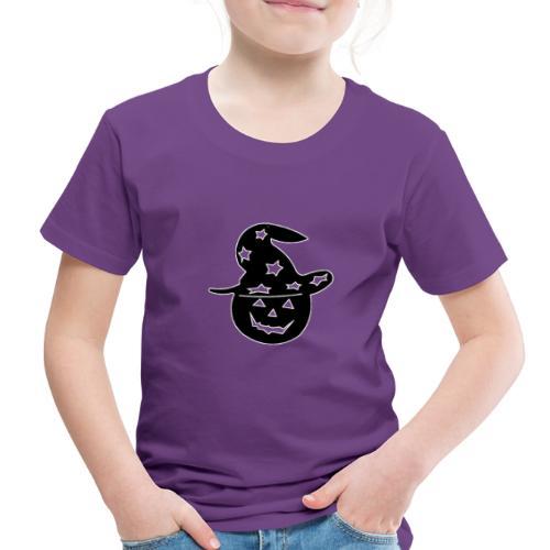 Halloween pumpkin - Toddler Premium T-Shirt