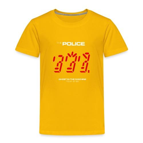 Ghost in the Machine - Toddler Premium T-Shirt