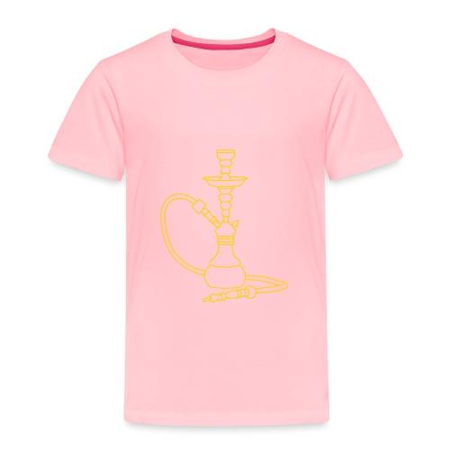 Shisha water pipe - Toddler Premium T-Shirt