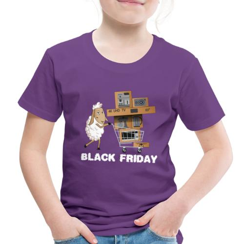 Black Friday or The day of Panurge's Sheeps - Toddler Premium T-Shirt