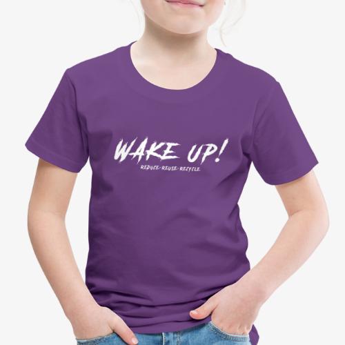 Wake UP 3R - WD - Toddler Premium T-Shirt