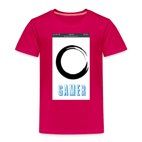 Caedens merch store - Toddler Premium T-Shirt