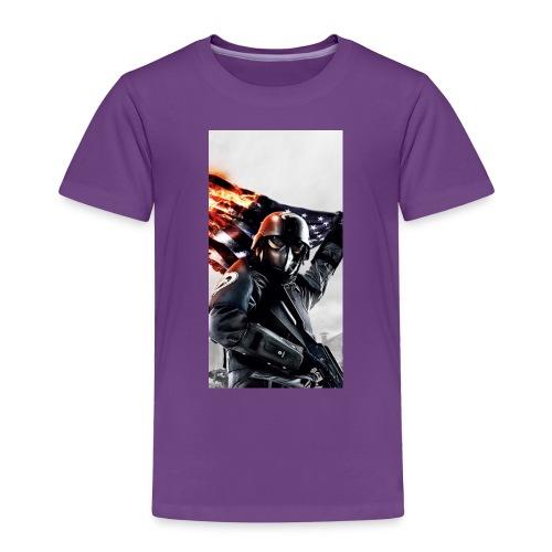 Tanker phone case - Toddler Premium T-Shirt