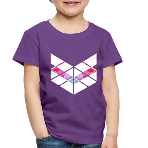SaMPL and HoLD Watercolor Logo - Toddler Premium T-Shirt