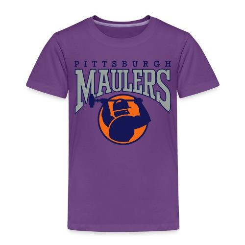Maulers1 - Toddler Premium T-Shirt