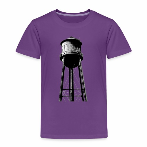 Water Tower - Toddler Premium T-Shirt