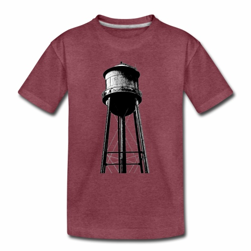 Water Tower - Toddler Premium T-Shirt