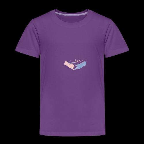 Black T-Shirt - Seventeen - Toddler Premium T-Shirt