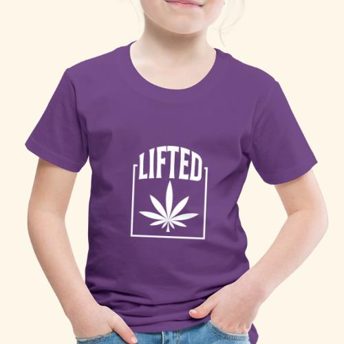 LIFTED T-SHIRT FOR MEN AND WOMEN - CANNABISLEAF - Toddler Premium T-Shirt
