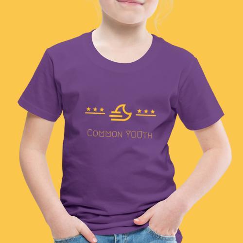 CommonYOUth - Toddler Premium T-Shirt