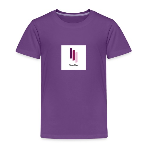 pinterest profile image - Toddler Premium T-Shirt