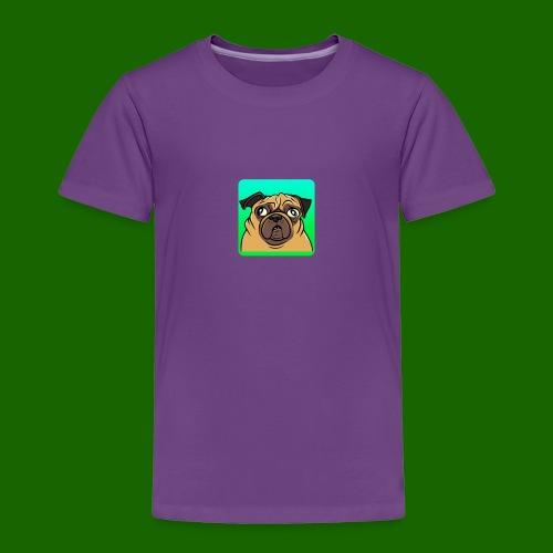 TheBratPug TEAM PLAYER - Toddler Premium T-Shirt