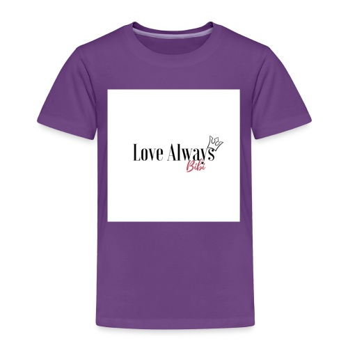 Love Always, Bibi - Toddler Premium T-Shirt