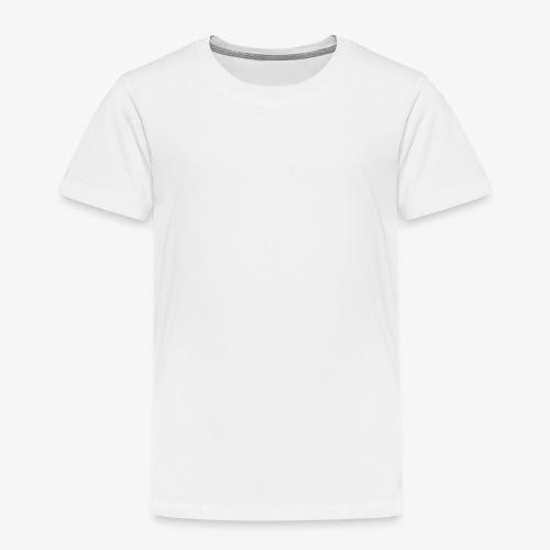 Bestsellers white logo - Toddler Premium T-Shirt