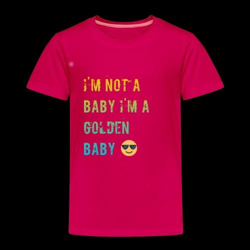 Baby dog or kids - Toddler Premium T-Shirt
