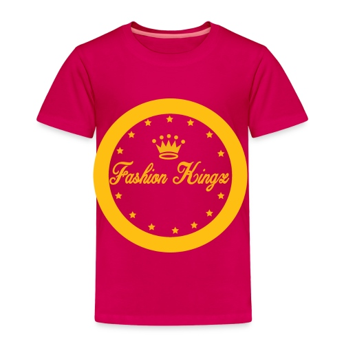 Fashion Kingz circle - Toddler Premium T-Shirt