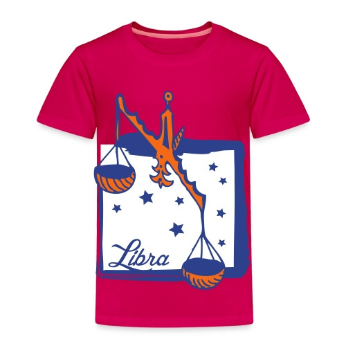 Libra - Toddler Premium T-Shirt