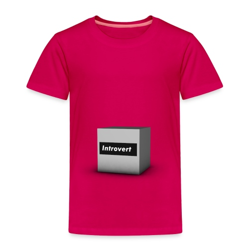 Box Logo - Toddler Premium T-Shirt