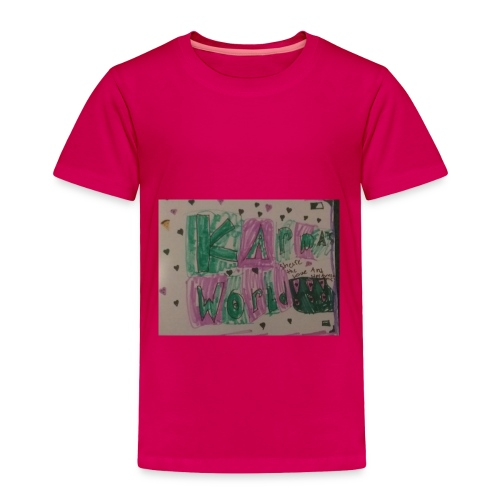 Kids and adults - Toddler Premium T-Shirt