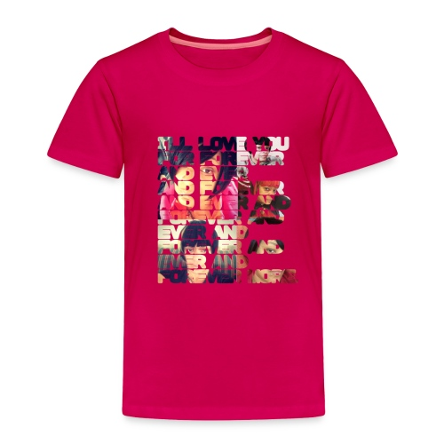MOMS LOVE - Toddler Premium T-Shirt