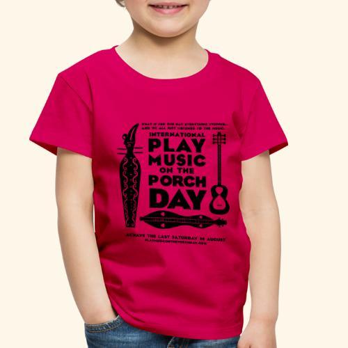 SAPEH_ SHIRT - Toddler Premium T-Shirt