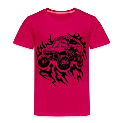 Fired Up UTV - Toddler Premium T-Shirt