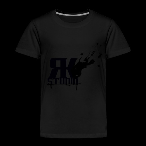 RKStudio Black Version - Toddler Premium T-Shirt