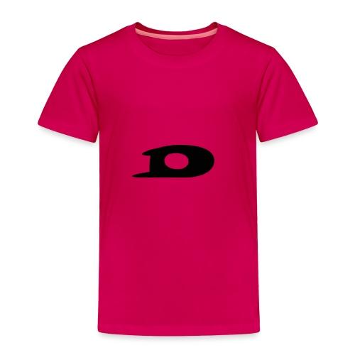 ORIGINAL BLACK DETONATOR LOGO - Toddler Premium T-Shirt