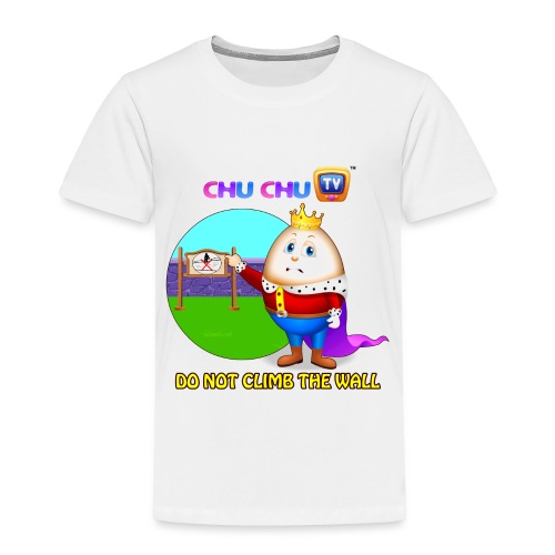 Motivational Slogan 7 - Toddler Premium T-Shirt