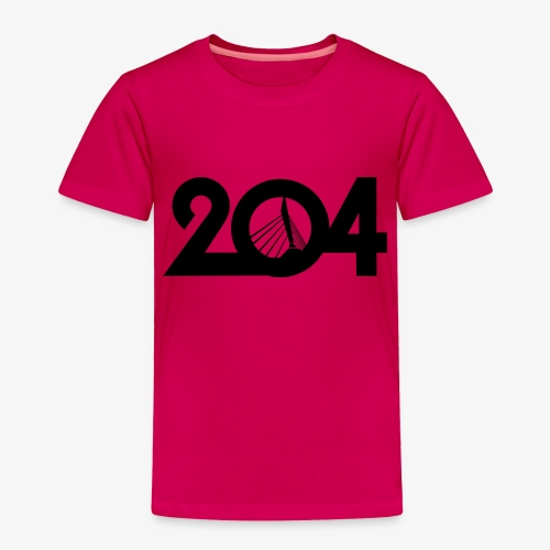 204 T-Shirt - Toddler Premium T-Shirt