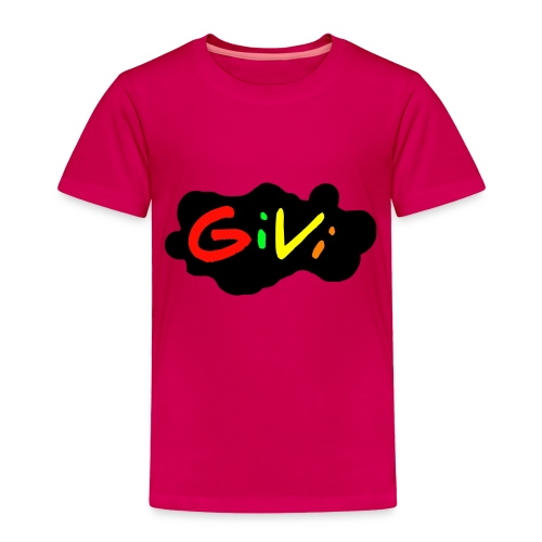 GiVi - Toddler Premium T-Shirt