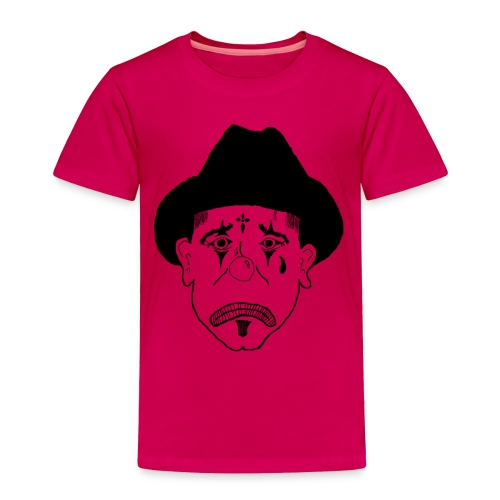 Clowns - Toddler Premium T-Shirt