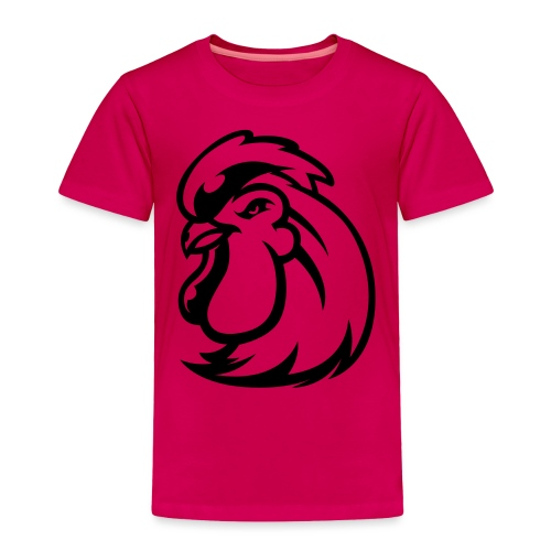 Peckers head t - Toddler Premium T-Shirt