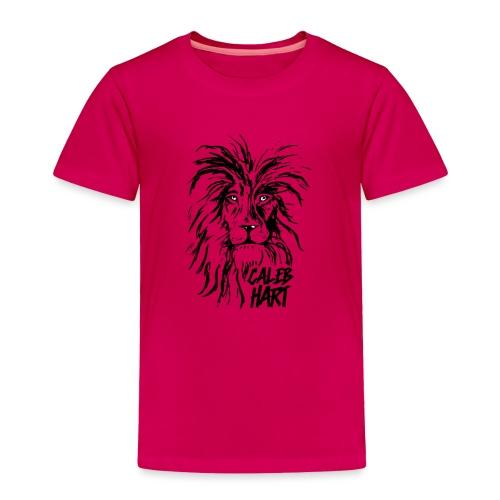 Caleb Hart - Lion - Toddler Premium T-Shirt