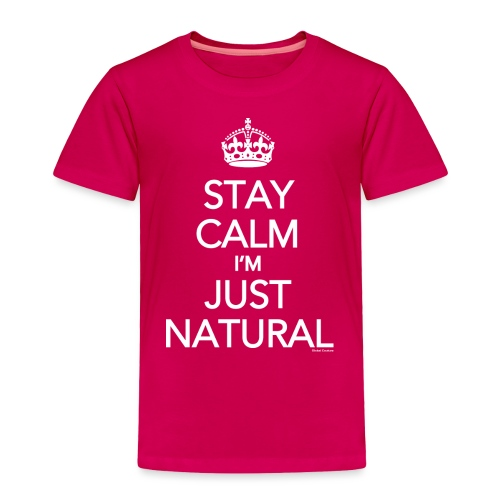 stayCalm credit png - Toddler Premium T-Shirt