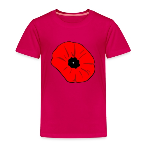Poppy at Poppy! - Toddler Premium T-Shirt