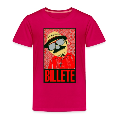 Billete Original Gangster - Toddler Premium T-Shirt