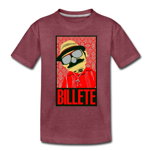 Billete Original Gangster - Toddler Premium T-Shirt