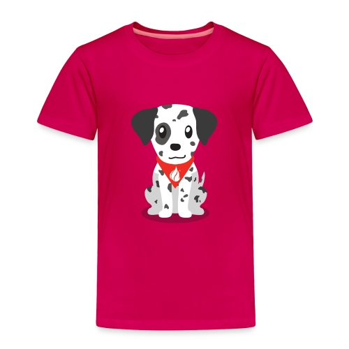 Sparky the FHIR Dog - Children's Merchandise - Toddler Premium T-Shirt