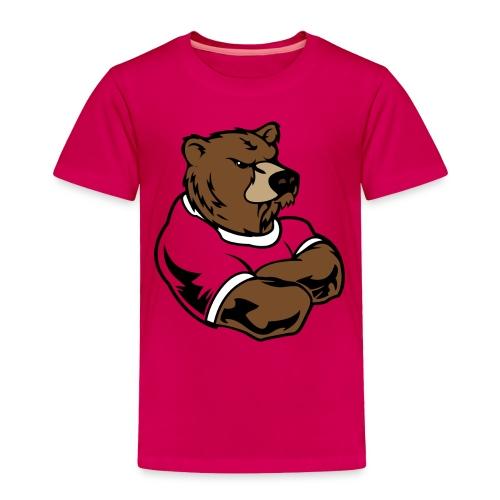 bear - Toddler Premium T-Shirt